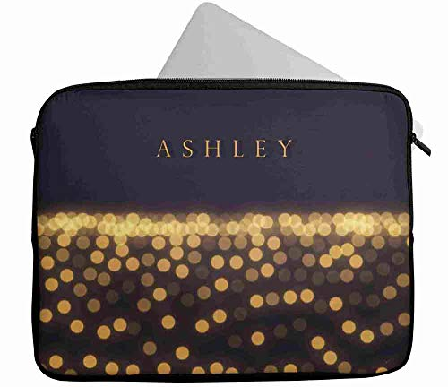 Personalised Any Name Generic Design Laptop Case Sleeve Tablet Bag Chromebook Gift 17 (16-17 inch)