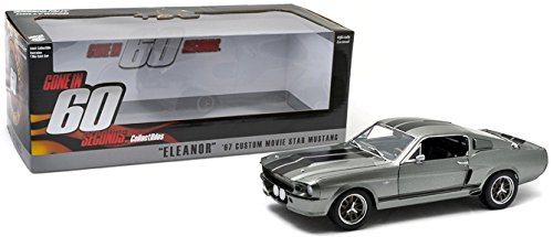 Greenlight - Coche Fundido 1967 Ford Mustang Shelby GT 500,