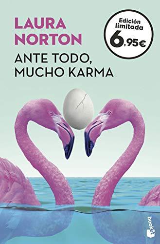Ante todo, mucho karma (Verano 2019)