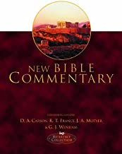 New Bible commentary: 21st century edition