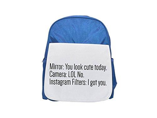 Espejo: You Look Cute hoy, cámara: LOL no, Instagram filtros: I got...