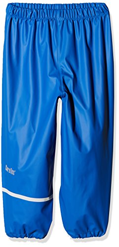 CareTec Kinder Regenhose (verschiedene Farben) Blau (Meer Blau 706), 104