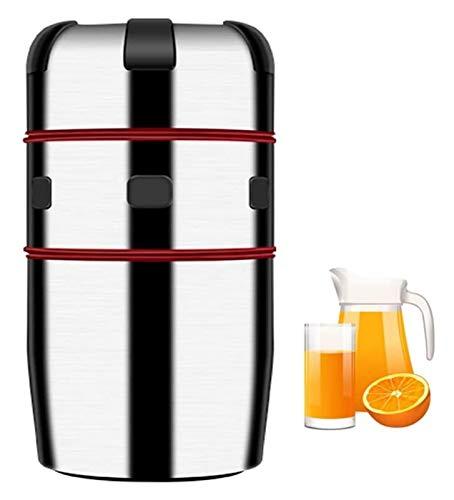 HCCHZR Manual Juicer Orange Squeezer, Stainless Steel, Durable, Portable, Home Mini Juicer, Fast Easy, Healthy Lemon Juice