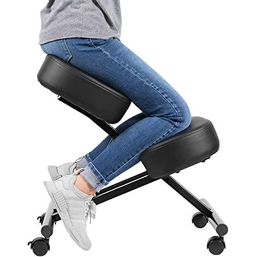 DRAGONN DRAGONN ergonomischer Kniestuhl Sitzhocker Bild