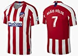 Atletico Madrid Trikot Herren 2019-2020 Home La Liga - Joao Felix 7 -