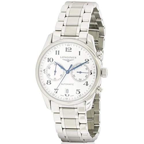 Longines Master Collection Men's 40mm Chronograph Automatic Date Watch...
