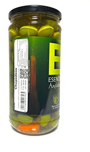 Aceitunas Chupadeos 700 Gr. Esencia Andalusí- Producto de Jaén (1 Unidad)