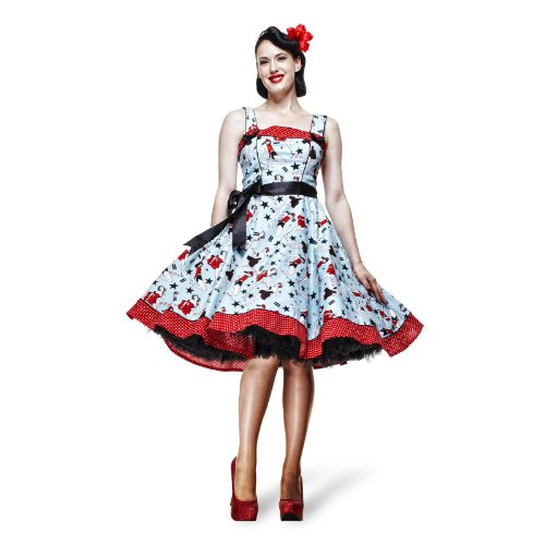 Pretty Kitty Fashion - Vestido - para Mujer