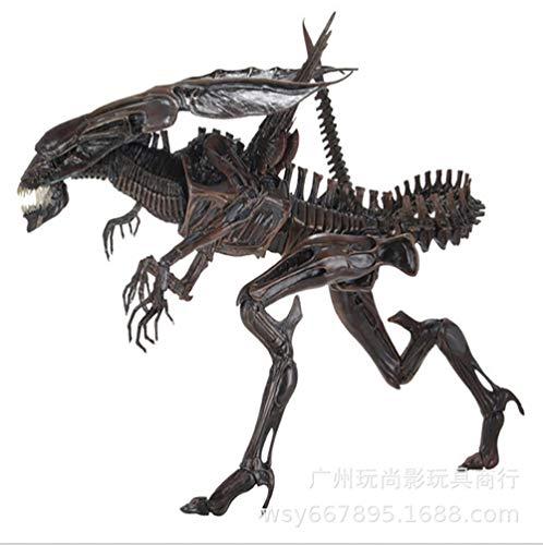 YXCC Serie Predator Modelo Alien Queen Las Juntas de 15 Pulgadas Pueden Hacer Adornos Hechos a Mano. Tamano del empaque del Producto: 43,5 cm * 34,0 cm * 16,0 cm