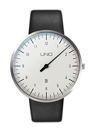 BOTTA Design'UNO Plus' Men Analogue Swiss Quartz One-Hand...