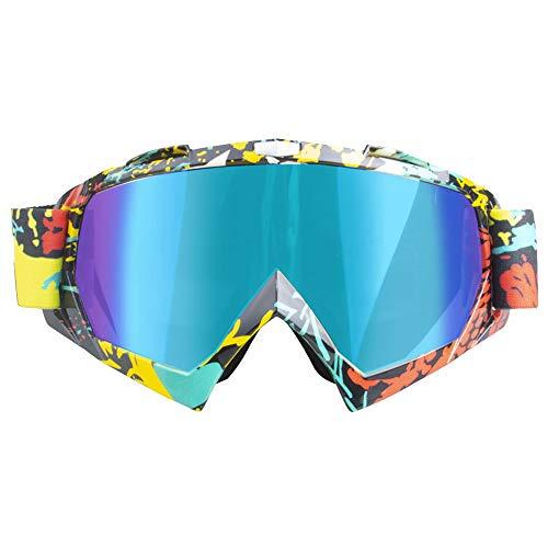 Goggle, Motorbril Off-Road Goggles Riding Goggles Ski Bril