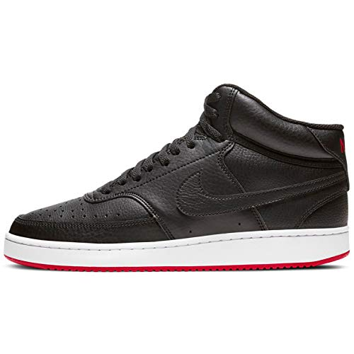 Nike COURT VISION MID-TOP SNEAKE...