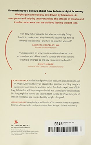 The Obesity Code: Unlocking the Secrets of Weight Loss (The Wellness Code (Book 1)) 3