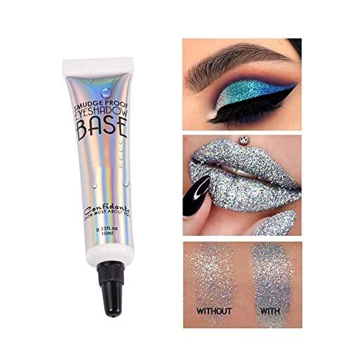 Ofanyia Eyeshadow Base Lidschattengrundierung Feuchtigkeitsspendende, wasserfeste, langlebige Lidschatten-Make-up-Grundierungscreme