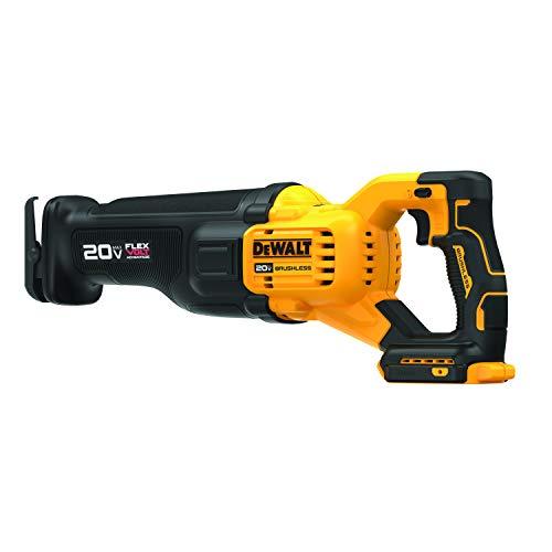 DEWALT FLEXVOLT ADVANTAGE 20V MAX Reciprocating Saw, Cordless, Tool Only (DCS386B)