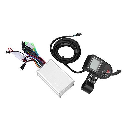 Surebuy Controlador de Bicicleta eléctrica práctico y Duradero para Accesorio de Bicicleta eléctrica para Scooter(36V 250W/350W)