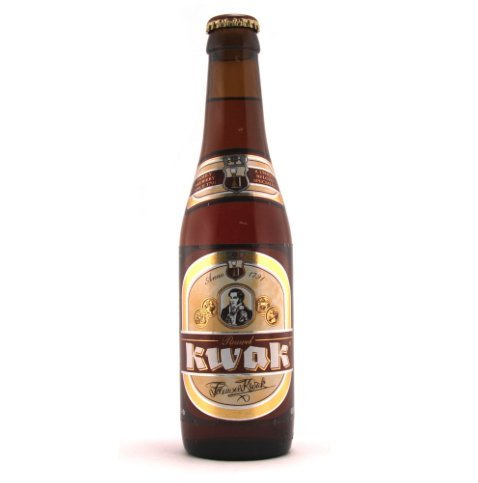 KWAK Beer 8.4%alc. // Belgian Pale Strong Ale // 24x33cl