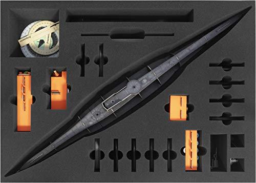 Feldherr DTMEUX130BO Schaumstoffeinlage kompatibel mit U-Boot Das Brettspiel