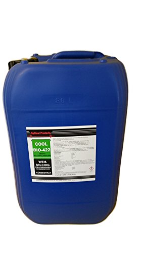 Optimal Kühlschmierstoff 20 Liter weiß milchig Konzentrat Cool-Bio-422 * formaldehydfrei*