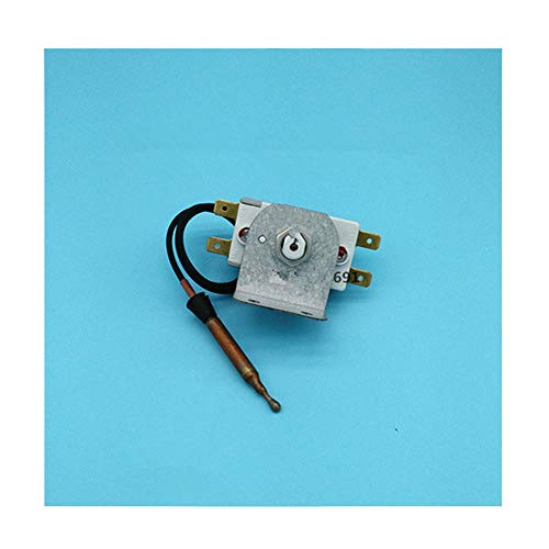 250VAC 20A 4 Pin Terminals Thermostat for Electric Water Heater Kettle WQS93-12