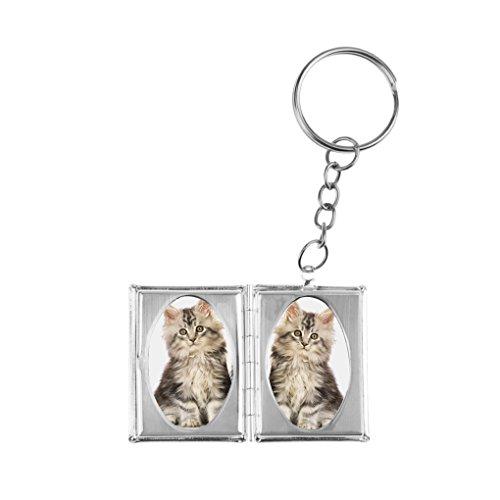 Fashion Anhänger Kettenanhänger mit Foto DIY Fotoanhänger für Halskette Armband Schlüsselbeutel Geschenk Schmuck