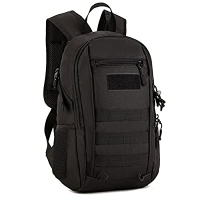12L Tactical Backpack MOLLE Military Daypack Travel Bag for Hunting