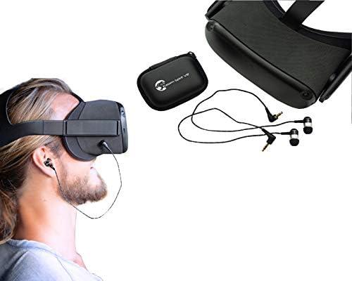 Kaizen Spirit VR Headphones Compatible with Oculus Quest Designed as Oculus Quest Headphones product image