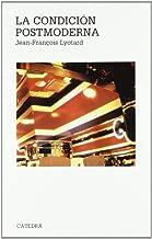By Jean-Francois Lyotard - La Condicion Postmoderna/ Postmodern Condition (Teorema Serie May (8th Edition) (2004-07-15) [Paperback]