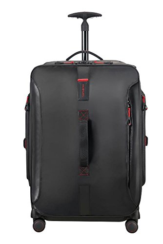 Samsonite Paradiver Light - Spinner Duffle 67/24 Reisetasche, 67 cm, 80 L, Black