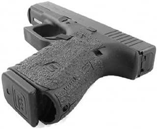Talon Grip for Glock 19,23,25,32,38 -(Gen3, 2, or 1) Black Rubber - 104R W/ Free Sticker - Johnson Enterprises, LLC