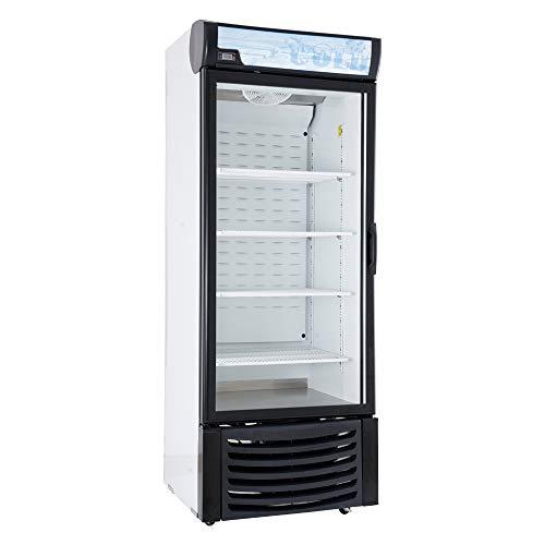 refrigerador y congelador vertical de la marca Torrey