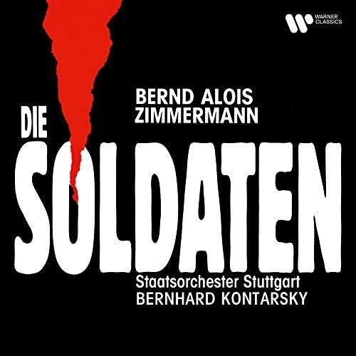 Nancy Shade, Mark Munkittrick, Staatsorchester Stuttgart & Bernhard Kontarsky