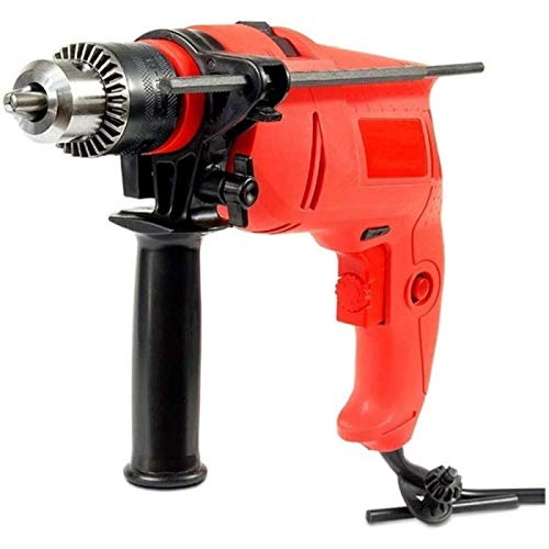 HengYue Drill Dualpurpose Power Tools For Impact Drill And Hammer For Wall Ceramic Drilling For Home Improvement Diy