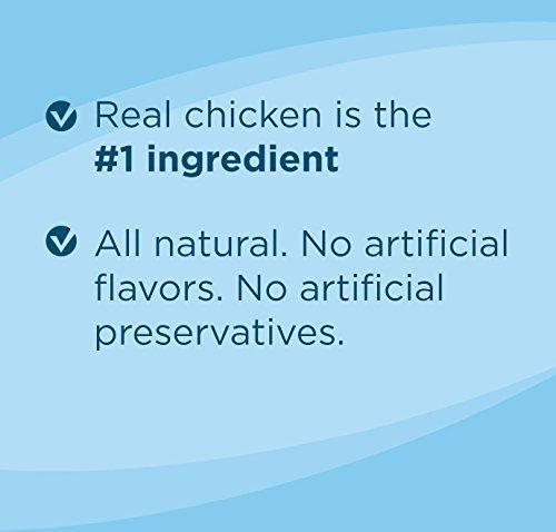 Nudges Health and Wellness Chicken Jerky Dog Treats, 36 oz