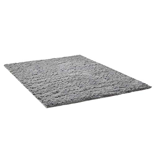 PICTURESQUE Shaggy Fluffy Rugs Alfombra Antideslizante