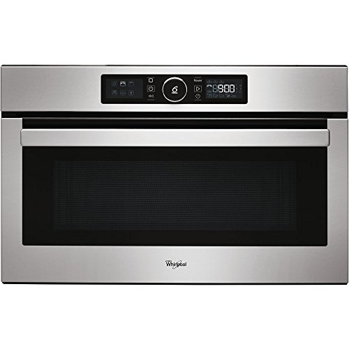 Micro ondes Grill Encastrable Whirlpool AMW730IX - Micro-Ondes + Grill Integrable Inox - 31 litres - 1000 W
