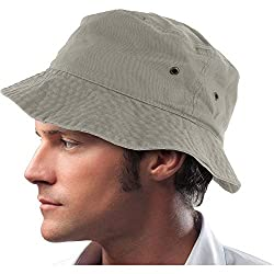 c7f8feeda2e DealStock Cotton Fishing Hunting Summer Bucket Hat. Check availability and  price