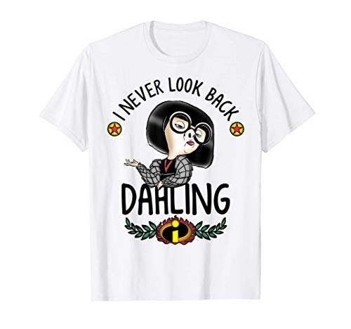 Disney Pixar Incredibles Edna Darling Graphic T-Shirt T-Shirt