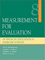 Measurement for Evaluation in Physical Education And Exercise Science