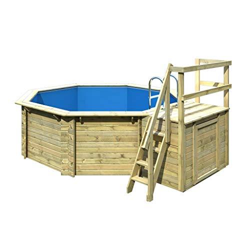 KARIBU. Pool Modell 1 Variante B Sparset Komfort