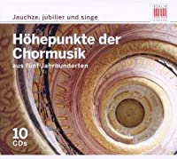 Choral Music From Five Centuries by Various Artists (2011-07-12)