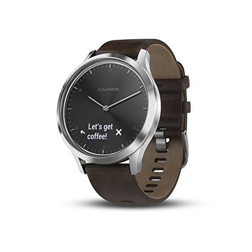 Garmin vívomove HR Sport Hybrid Smart Watch and Fitness Tracker