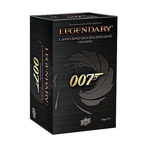 Legendary: 007 A James Bond Deck Building Game (Exp.) (engl.)