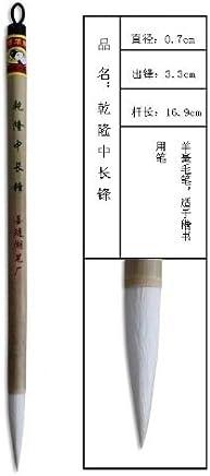 3pcs Wolf Hair Langgui Gongbi Liner Brush Shuangyang Chinese Meticulous Painting Brush S M L Set