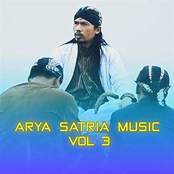 Arya Satria Music, Vol. 3