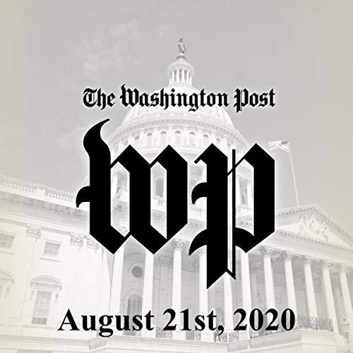 『August 21, 2020』のカバーアート
