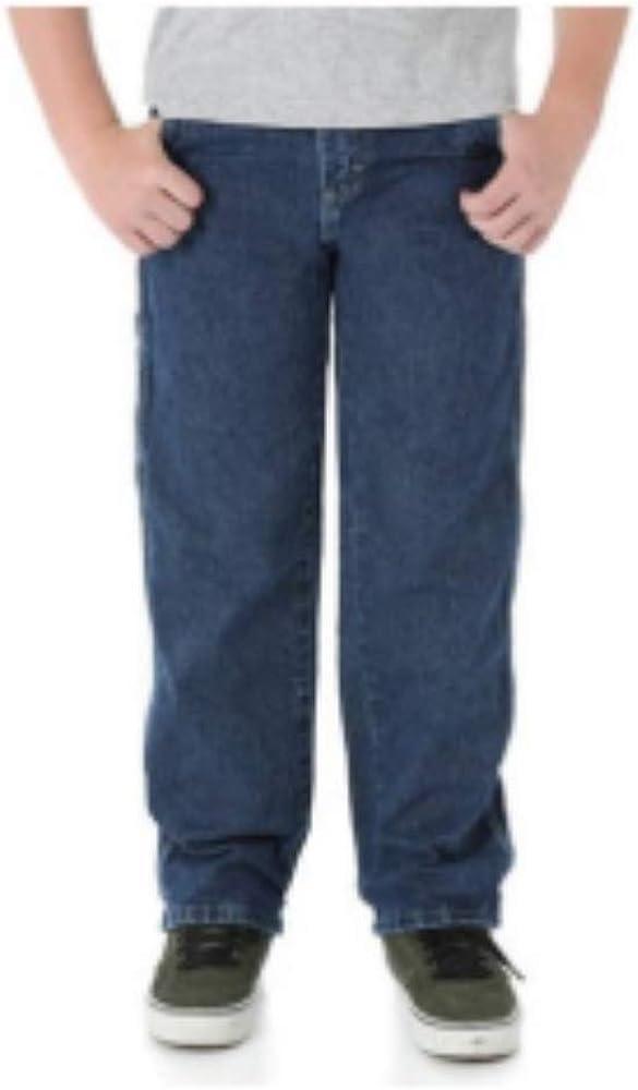 Wrangler Boys' Carpenter Jean (4 Regular)