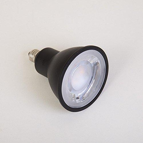 『xydled LEDスポットライト E11口金 LED電球 50w形相当 電球色 ハロゲン電球 JDRφ50 LEDライト (電球色 ブラック 6個入り)』の3枚目の画像