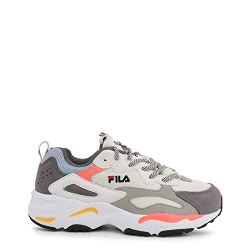 FILA RAY TRACER WMN Sneakers femmes Wit/Grijs - 41 EU - Lage sneakers