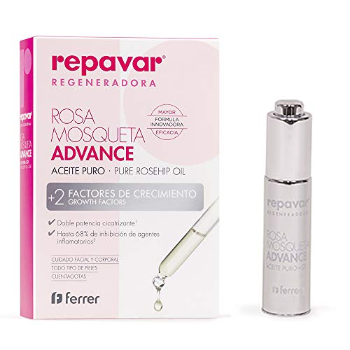 Repavar Regeneradora Aceite Puro Rosa Mosqueta Advance 15 Ml (1308381)